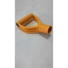 """Ручка PROTEX """"Атлант"""" желтая с черными вставками (D=36) PROTEX PR-0010"""