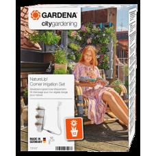 Комплект микрокапельного полива для вертикального садоводства для 12 угловых модулей (13157-20)