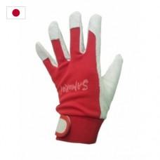Перчатки Samurai Glove Red/Blue рабочие защитные