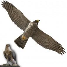 """Визуальный отпугиватель птиц """"Хищник 1"""" (48 x 100 см)"""