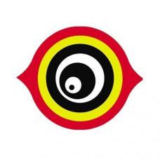 """Визуальный отпугиватель птиц """"Глаз"""" диаметр 23 см"""