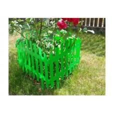Забор декоративный RENESSANS №2, 3,1х0,35 м, зеленый, GARDENPLAST