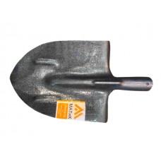 Лопата штыковая остроконечная из рельсовой стали МАТиК (МАТИК)
