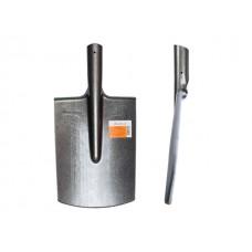 Лопата штыковая прямоугольная из рельсовой стали МАТиК (МАТИК)
