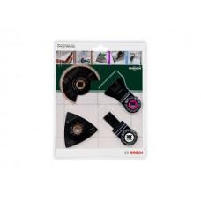 Набор оснастки для многофункционального инструмента BOSCH по керамической плитке (для нового поколения GOP/PMF c системой Starlock)