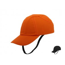 Каскетка защитная RZ ВИЗИОН CAP (удлин. козырек) черная (СОМЗ)