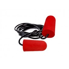 Беруши со шнурком Jeta Safety (беруши со шнурком из мягкого гипоаллергенного вспененного полиуретана)