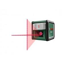 """Нивелир лазерный BOSCH QUIGO PLUS со штативом в кор. (проекция: крест, до 7 м, +/- 5 мм, резьба 1/4"""")"""