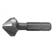 Зенкер 12.4х35 мм глуб. погружение MAKITA (6-ти гран, ф12.4х35мм, М6, 3 кром, глуб погружение)