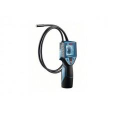 """Аккум. инспекционная камера BOSCH GIC 120 в кор. (экран 2.70 """", эндоскоп 120 см, камера 8.5 мм)"""
