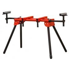 Стол для торцовочной пилы WORTEX MT 7625 (250х14х76 см, макс. нагр 150 кг, диапазон ширины посадки 5-360 мм, макс. диапазон крепления 815 мм)