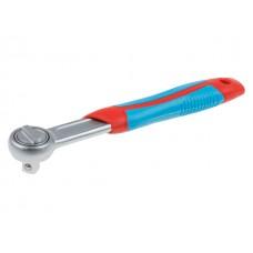 Ключ трещоточный с переключателем, рукояткой НИЗ