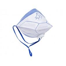 Респиратор РК RK6021 складн. с клап. FFP2 (до 12 ПДК) (Складной, пыль, дым туман, FFP2 - до 12 ПДК, индивид. упаковка)