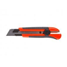 Нож пистолетный с выдвижным лезвием 25мм STARTUL PROFI (ST0934)