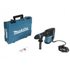 Отбойный молоток MAKITA HM 0870 C (1100 Вт, 7.6 Дж, 2650 уд/мин, патрон SDS-MAX, вес 5.3 кг)