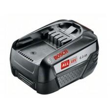 Аккумулятор BOSCH PBA 18V 18.0 В, 6.0 А/ч, Li-Ion (для инструмента DIY)