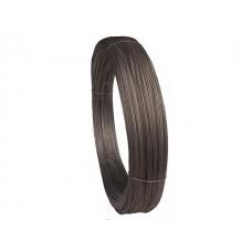 Проволока вязальная черная ф1.2мм (бухта 25кг) (ГОСТ 3282-74) (ПРОСТ)