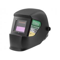 Щиток сварщика с самозатемняющимся светофильтром DGM V4000 (1/1/2/2, 91х35мм, DIN 3/11)