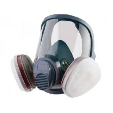 Маска полнолицевая без фильтра 5950 Jeta Safety (байонет. крепл. фильт.,р-р М)
