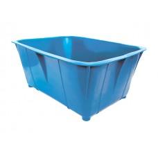 Ящик хозяйственный 40л НПЩ (непищевой, цветной) (БЗПИ)