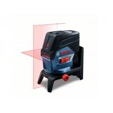 """Нивелир лазерный BOSCH GCL 2-50 C с держателем L-BOXX (проекция: крест, до 50 м, +/- 0.30 мм/м, резьба 1/4"""")"""