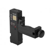 """Приемник лазерного излучения BULL LR 7000 (Дальность измерения до 70 м, зелений и красный луч, питание - батарейка типа """"Крона"""")"""