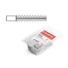 Дюбель для газосиликатных блоков 10х60 мм MUD (10 шт в пласт. конт.) STARFIX
