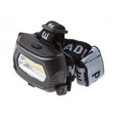 Фонарь налобный светодиодный аккум. 3Вт ЮПИТЕР (USB-кабель)